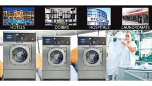 Sửa chữa máy giặt công nghiệp uy tín