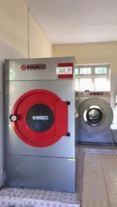 Sửa chữa máy sấy công nghiệp Renzacci tịa bệnh viện Yên Bái