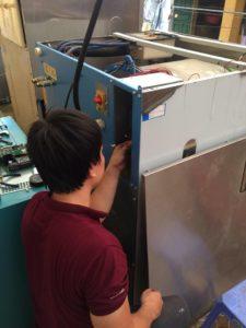 Sửa chữa máy giặt công nghiệp