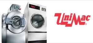 Sửa chữa máy giặt công nghiệp Unimac