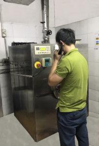Sửa chữa lỗi máy giặt công nghiệp Imesa