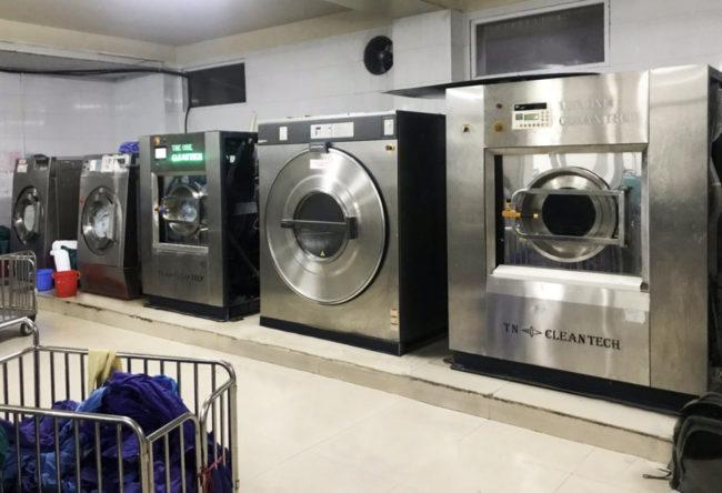 Sửa chữa máy giặt công nghiệp Clean Tech