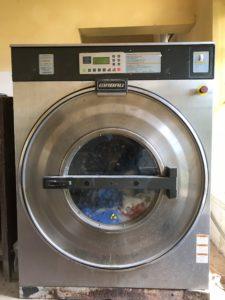 Thay thế mạch máy giặt công nghiệp Girbau