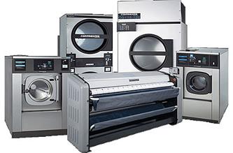 Máy giặt công nghiệp không vắt