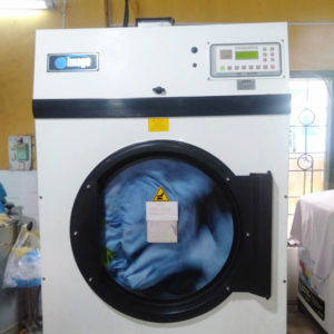 Sửa chữa máy sấy tại bệnh viện - Cao Bằng