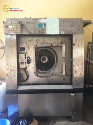 Sửa chữa máy giặt công nghiệp tại bệnh viện