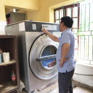 Sửa chữa máy giặt công nghiệp tại Thanh Hóa