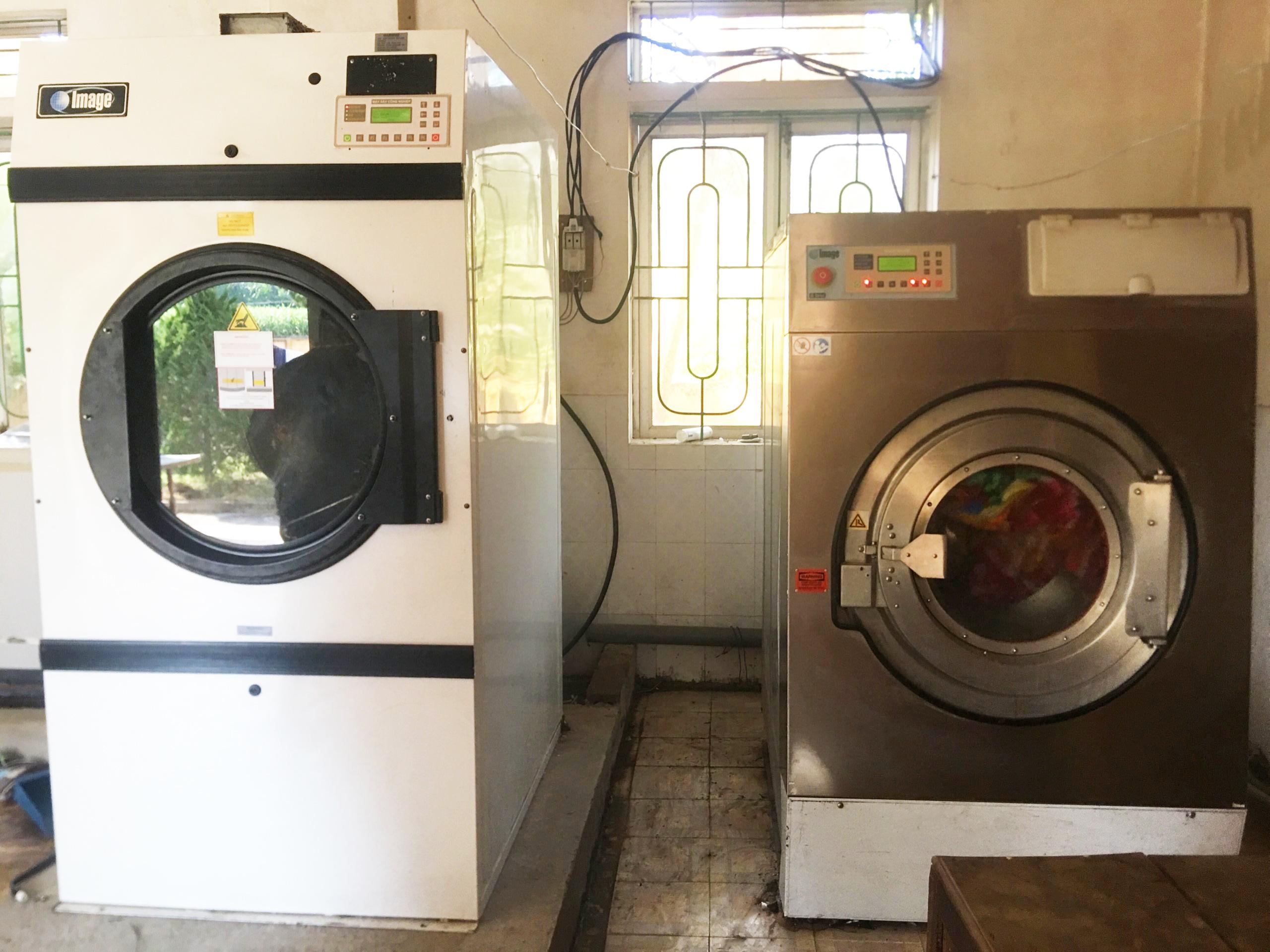 Sửa chữa mạch máy giặt công nghiệp Image HE 60