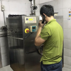Bảo dưỡng, sửa chữa máy giặt công nghiệp